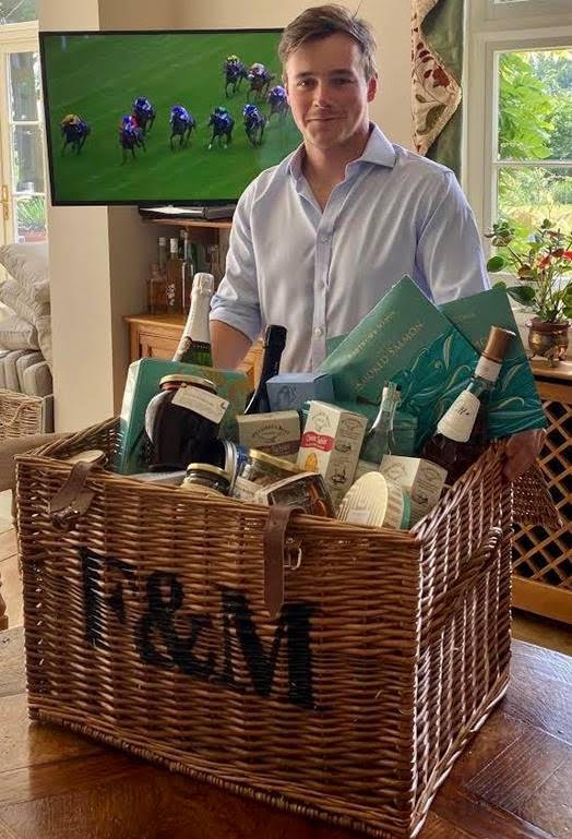 Ascot Raffle Hamper Winner
